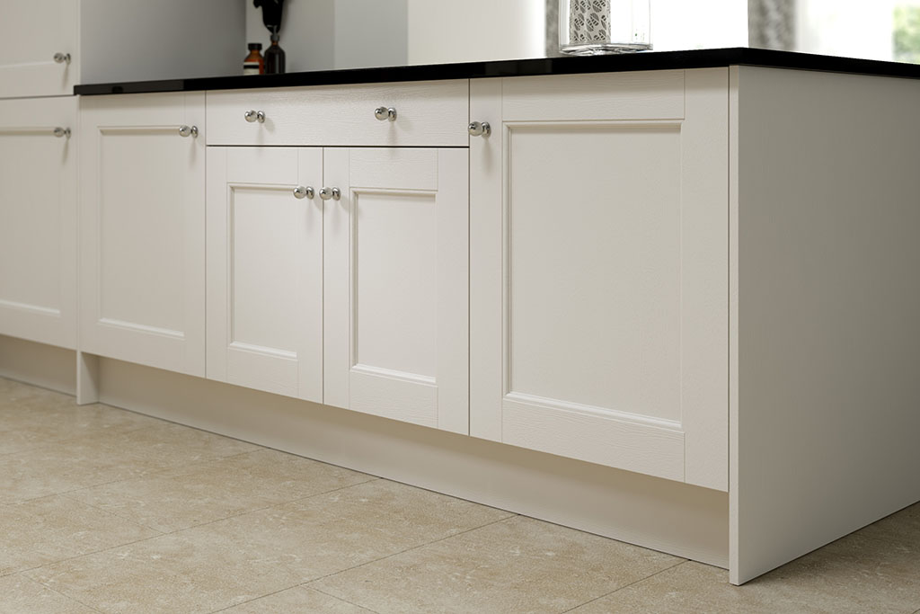 Shaker Beaded Painted Limestone