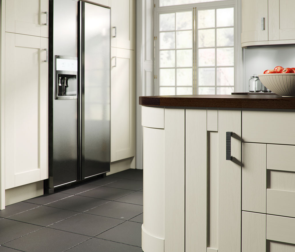 Shaker Classic Painted Ivory